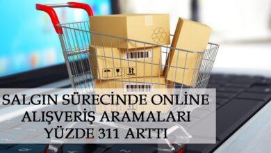 Photo of Salgın Sürecinde Online Alışveriş Patlaması Yaşandı