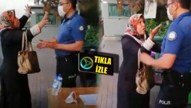 Photo of Şanlıurfa'da Maskesiz Kadından Polise İğrenç Kelimeler