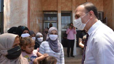 Photo of Türkiye Suriyelilere Halk Eğitim Merkezi ve Trafik Tescil Bürosu Yaptı