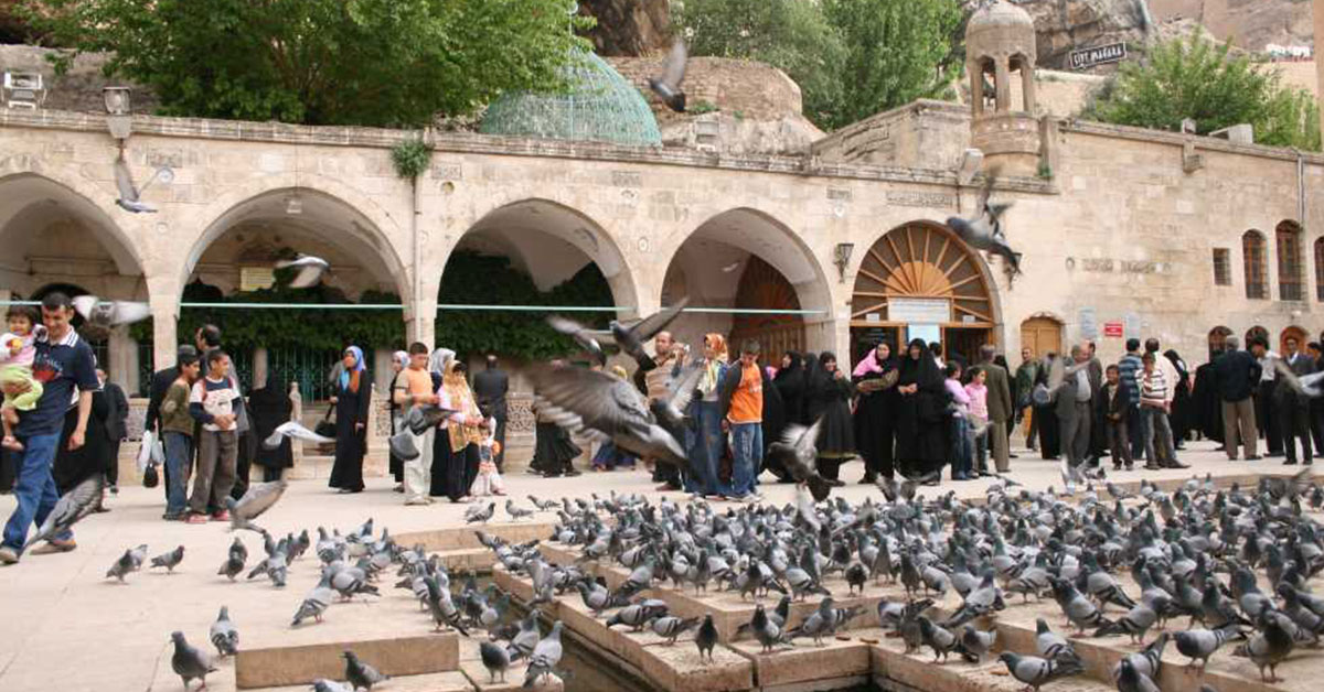 Şanlıurfa Camileri