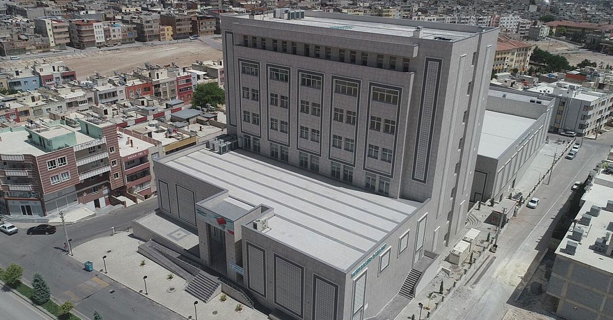 Şanlıurfa yeni Devlet Hastanesi