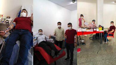 Photo of Şanlıurfa Yeniden Refah Partisi, Kan Bağışında Bulundu