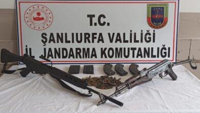 Photo of Urfa'da Silah Kaçakçılarına Bir Darbe Daha Vuruldu