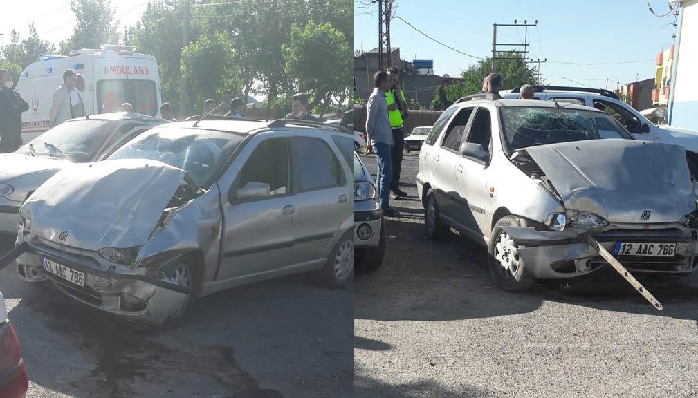 Şanlıurfa Siverek Trafik Kazası