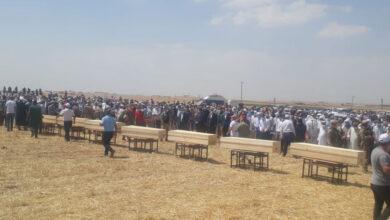 Photo of Kazada Ölen Tarım İşçileri Urfa'da Toprağa Verildi