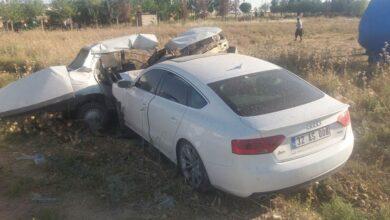 Photo of Şanlıurfa'da Trafik Kazası! 1 Ölü 2 Yaralı