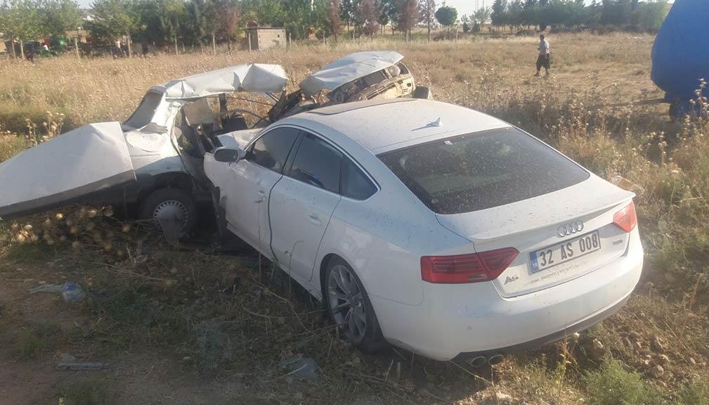 Şanlıurfa Trafik Kazası