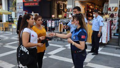 Photo of Büyükşehir Zabıta Maske Denetimlerini Sıkı Tutuyor