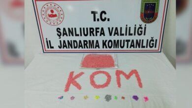 Photo of Şanlıurfa'da Binlerce Uyuşturucu Hap Ele Geçirildi
