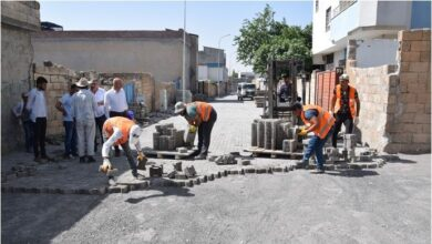 Photo of Viranşehir'de Cadde Ve Sokaklar Yenileniyor