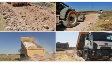 Photo of Viranşehir'de Üst Yapı Çalışmaları Devam Ediyor