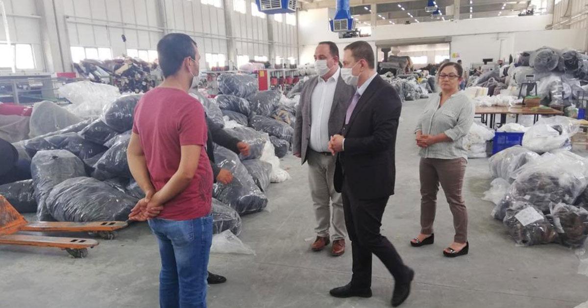 Viranşehir Ayakkabı İmalat Fabrikası