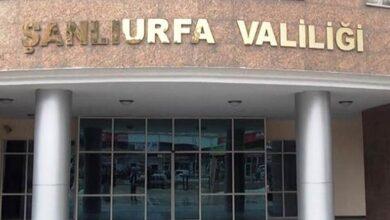 Photo of Urfa'da 1 ay boyunca gösteri ve yürüyüşler yasaklandı