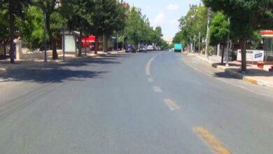 Photo of Şanlıurfa'da YKS nedeniyle sokaklar boş kaldı