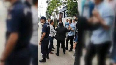 Photo of Yıkımda Görevli Zabıtaya Yumruklu Saldırı!
