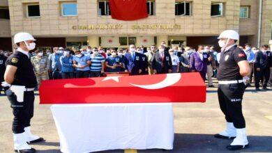 Photo of Urfa'da kalp krizi sonucu ölen savcı uğurlandı
