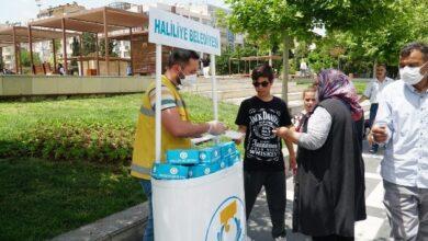 Photo of Haliliye'de Ücretsiz Maske Dağıtımı Sürüyor