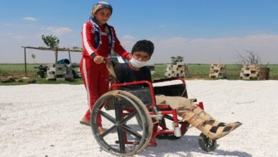 Photo of Belediye Başkanı Engelli Çocuk İçin Yol Yaptı