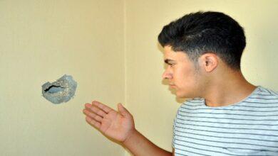 Photo of Suriye'den Gelen Kurşunlar Evlere İsabet Ediyor