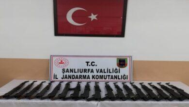 Photo of Urfa'da Dev Operasyon: 17 Uzun Namlulu Silah Ele Geçirildi