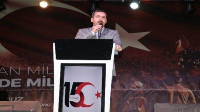Photo of Başkan Baydilli'den 15 Temmuz Mesajı