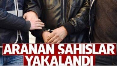 Photo of Aranan 51 şüpheli şahıs yakalandı