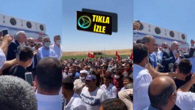 Photo of Şanlıurfa CHP Heyeti, DEDAŞ'ı Protesto Ediyor