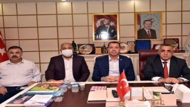 Photo of Milletvekilleri Başkan Soylu'YU Ziyaret Ettiler