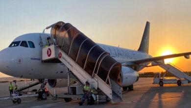Photo of Türk Hava Yolları Uçağa Harran İsmini Verdi! Harran Şanlıurfa'ya İndi