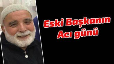 Photo of Eski Belediye Başkanının Ağabeyi Öldü