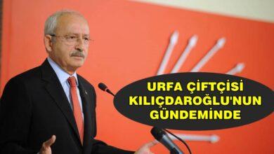 Photo of CHP Lideri Kılıçdaroğlu, Şanlıurfalıların Oturup Düşünmesi Lazım
