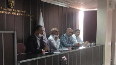 Photo of ŞESOB, Genel Sekter İstişare Toplantısı Yaptı