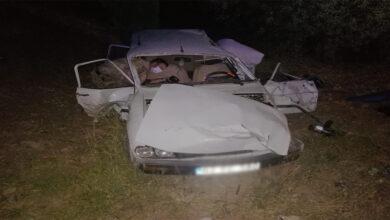 Photo of Şanlıurfa'da otomobil şarampole devrildi