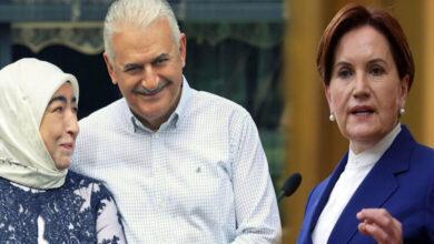 Photo of Akşener, Yıldırım'dan Özür Diledi