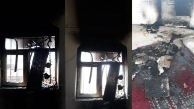 Photo of Şanlıurfa'da Alevlere Teslim Olan Camiye Gözleri Kapalı Girdiler