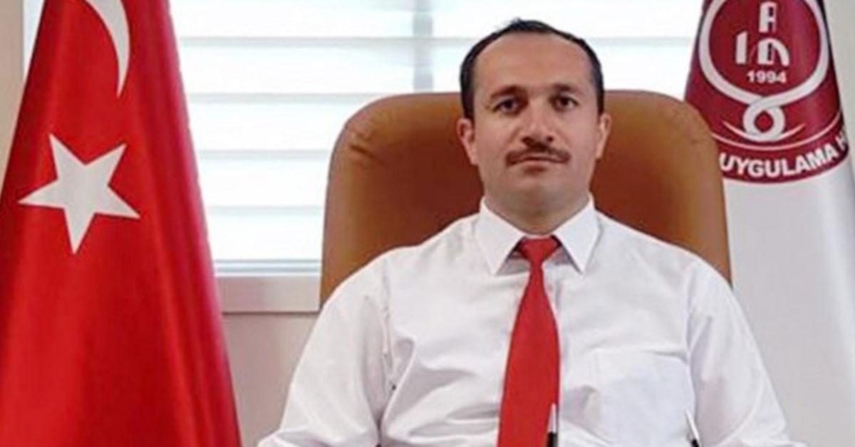 İl Sağlık Müdürü Emre Erkuş