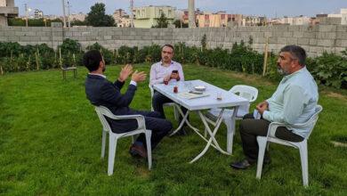 Photo of İçten Şanlıurfa'da kanaat önderleriyle buluştu