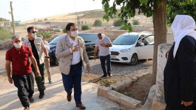 Photo of Başkan Canpolat kırsal mahalleleri gezdi