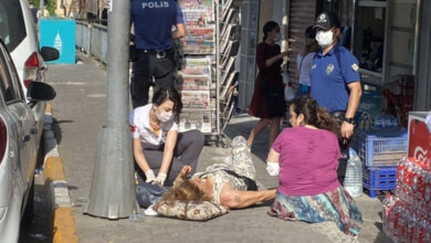 Photo of Şehrin Ortasında Sevgilisine Kurşun Yağdırdı