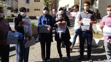 Photo of Komşuları Şikayet Etti! Korona Cezası Hayat Kararttı! Tam 20 Bin TL