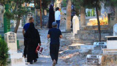 Photo of Şanlıurfa'da Mezarlıklara Akın Ediliyor