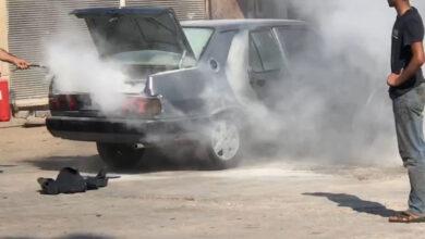 Photo of Urfa'da Aracın Yakıt Tankı Sıcaktan Patladı