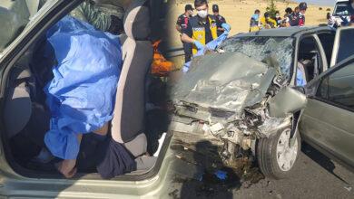 Photo of Şanlıurfa Polisi, Korkunç Kazada Ailesi ile Birlikte Can Verdi