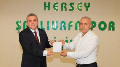 Photo of Beyazgül, Şanlıurfaspor'un Kampanyasına Destek Verdi