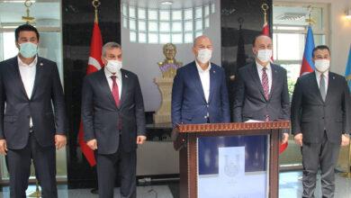 Photo of İçişleri Bakanı Soylu, Şanlıurfa'da