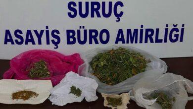 Photo of Şanlıurfa'da uyuşturucu operasyonu