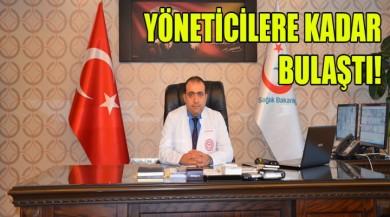 Photo of Hastane Başhekimi ve Yardımcısı virüse Yakalandı