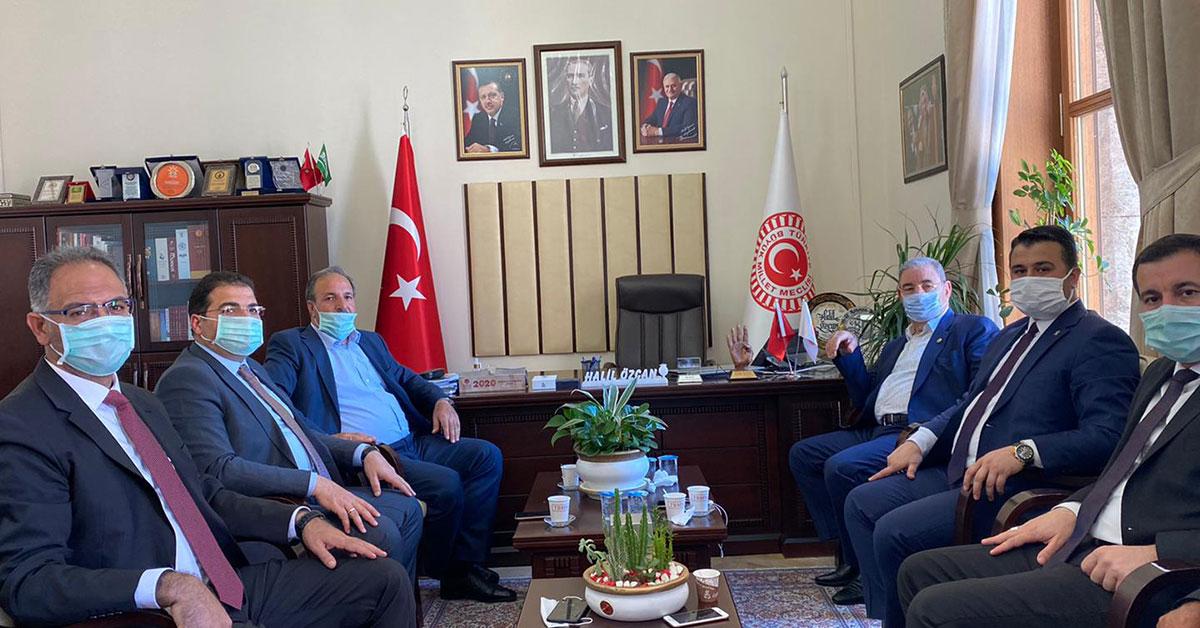 Şanlıurfa İlçe Belediye Başkanları