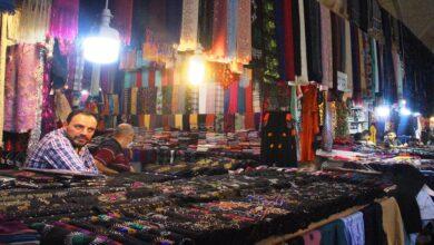 Photo of Şanlıurfa'da çarşı pazarlar boş