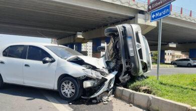 Photo of Urfa'da trafik Kazası